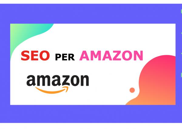SEO PER AMAZON WEBX Firenze